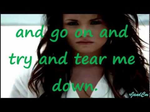 Skyscraper - Demi Lovato - Lyrics + Download!