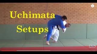 University of Judo - 5 ways to throw with Uchimata