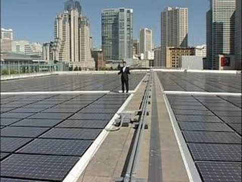 San Francisco Solar Map