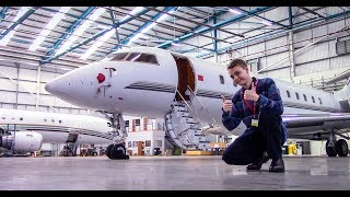 I'M BUYING MY OWN PRIVATE JET!