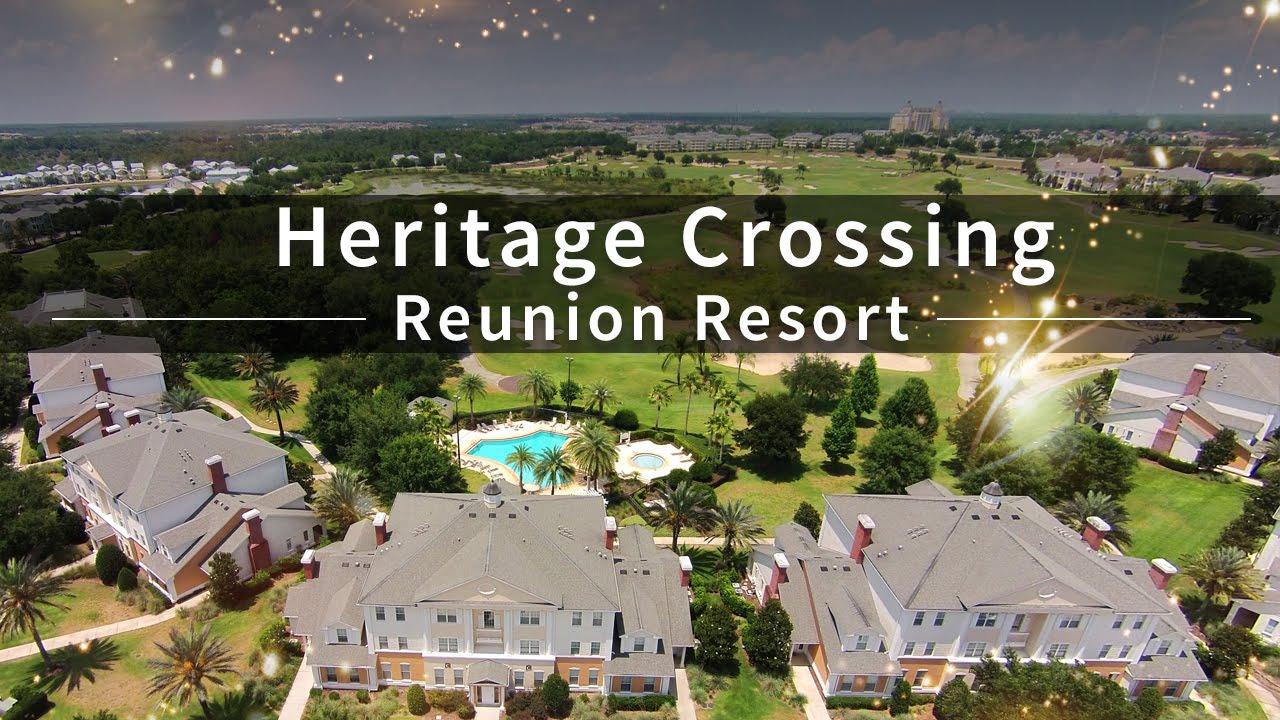 Heritage crossing reunion resort in orlando florida