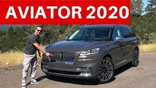 2020 Lincoln Aviator VUELA muy alto - prueba y reseña (detallada)