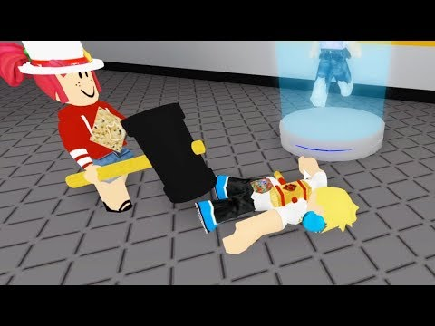 Chad VS Beast Audrey! Roblox Flee the Facility Game