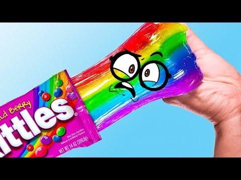 ¡Colorea Tu Comida! 5 Recetas Fáciles Y Divertidas Con Super Slime Sam