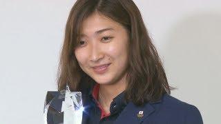 ジャカルタ・アジア大会の日本選手団が3日、帰国した。競泳女子で金メダ...