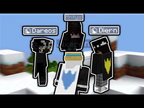 minecraft manhunt: kobr edition vol. 2 (ft. @Antys , @Dareos & @Diern )