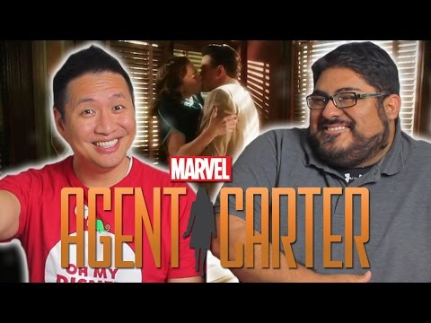 "Agent Carter Season 2 Finale ""Hollywood Ending"" REACTION & REVIEW"