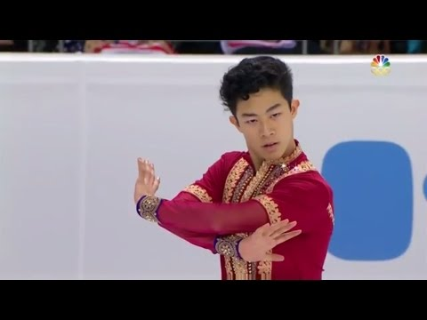 2016 GPF - Nathan Chen FS NBC HD