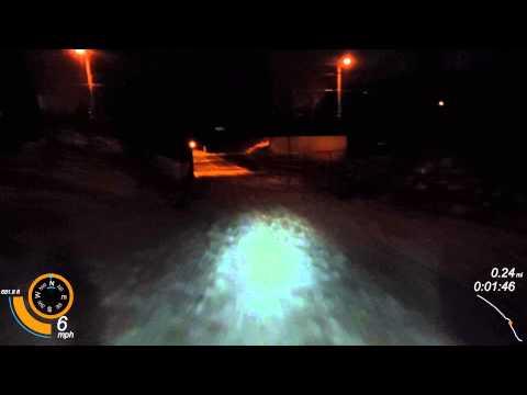2015 02 19: W&OD Trail Conditions