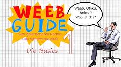 Der Weeb-Guide: Die basics, was ist ein Weeb?
