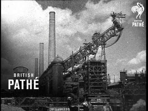 Iron Foundry (1930-1939)
