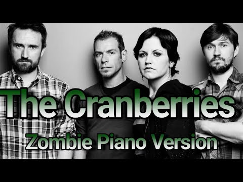 The Cranberries - Zombie Piano + Sheet Music