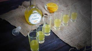 Домашний мандариновый ликер - быстрый рецепт на водке