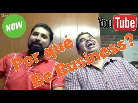 ¿Por qué decidimos crear el canal de YouTube de Be Business? - #PepitasDeSabiduría 227