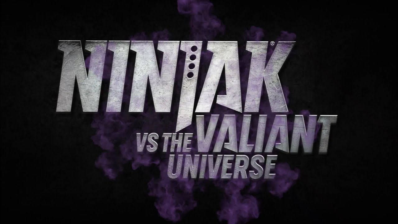 Download Ninjak vs the Valiant Universe Trailer!!! Watch the series at Comicbook.com