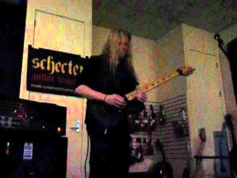 The Ultimatum - Jeff Loomis (Clinic at Atwaters Musicworks, Auckland, New Zealand)