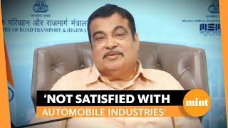 'I urge automobile industry to manufacture flex-fuel engines': Nitin Gadkari