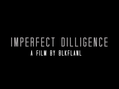 BLKFLANL Presents: IMPERFECT DILLIGENCE PT. 1 (Feat. VAPUR13 + Zen Nguyen)