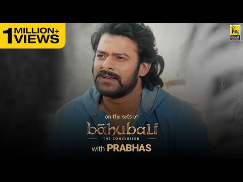 Prabhas Interview| Baahubali 2: The Conclusion | FaceTime