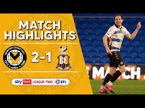 Newport Bradford Goals And Highlights