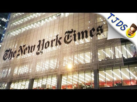 """BBC Reporter Slams NY Times For """"Lazy F***ism"""" - w/Greg Palast"""
