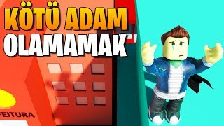 💥 Kötü Adam Olamamak! 💥 | Super Power Training Simulator | Roblox Türkçe