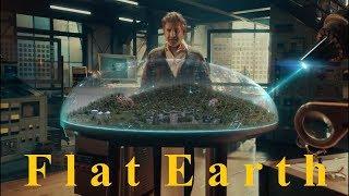 Flat Earth in latest Wordpress commercial ✅
