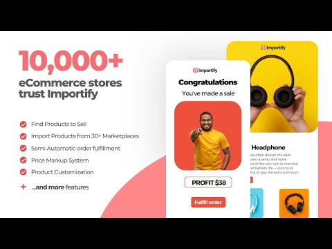 Importify  Best Importer app for shopify