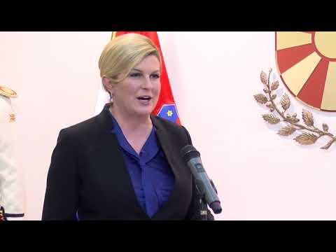 Грабар Китаровиќ: Македонија да го изоди патот до ЕУ побрзо од соседите