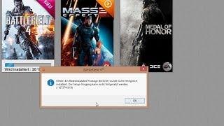 Battlefield 4: DirectX Installationsfehler beheben | DEUTSCH|FULLHD