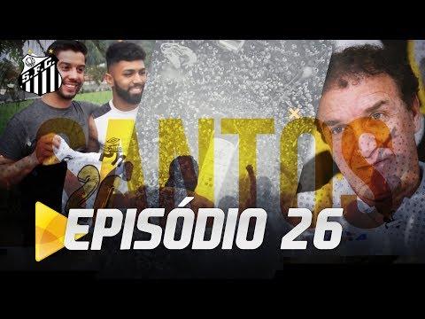 CONFIRA NA ÍNTEGRA O EP. 26 DO PROGRAMA SANTOS TV