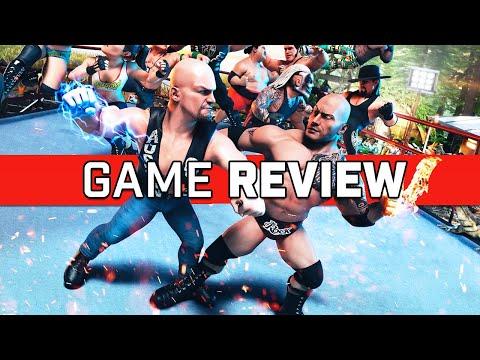 WWE 2K Battlegrounds Review   Destructoid Reviews