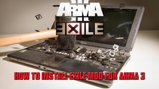 How To Install Exile Mod For Arma 3 With A3Launcher