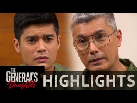 Marcial is determined to show Ethan that Rhian is innocent | The General's Daughter (With Eng Subs)