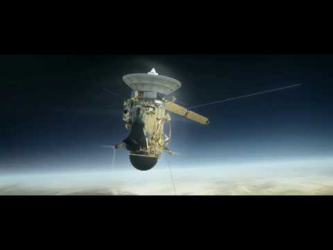 NASA Previews Saturn Mission End (news briefing)