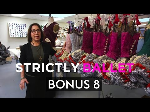 Go Inside the Miami City Ballet Costume Shop| Strictly Ballet 2 BONUS