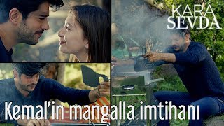 Kara Sevda - Kemal'in Mangalla İmtihanı