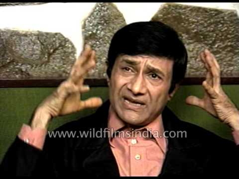 Interview with legendary Indian actor Dev Anand
