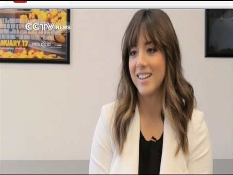 Exclusive interview with Agents of S.H.I.E.L.D. star Chloe Bennet ...