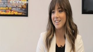Exclusive interview with Agents of S.H.I.E.L.D. star Chloe Bennet