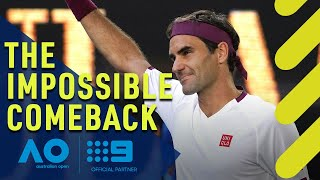 The comeback that shouldn't have happened | Wide World of Sports
