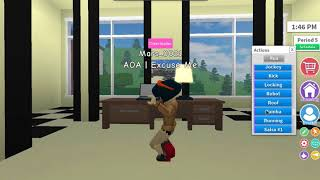 ROBLOX Sur Dance AOA (fr) Excusez-moi Kpop Dance Cover