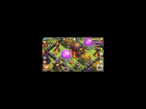 Clash Of Clans TH 10 Account trade! (Read description)
