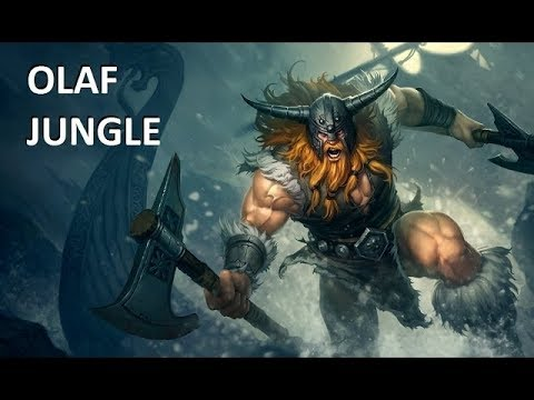 [Season 7] Olaf Jungle Guide Video (Link to guide in comments)