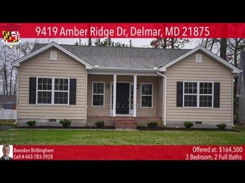 9419 Amber Ridge Dr, Delmar, MD 21875