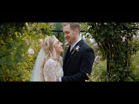 Kingscote Barn Wedding Film // Michaela & Kalan // The Wedding Film