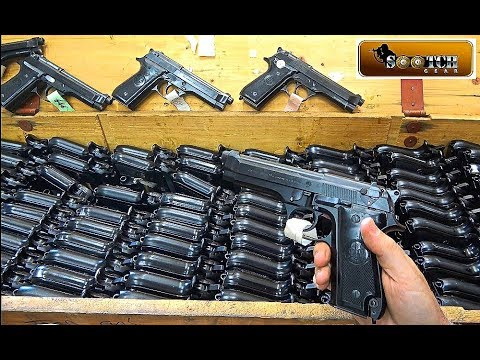 Classic Firearms Tour! Surplus Gun Heaven!