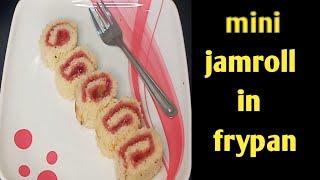 jam roll recipe in tamil/mini jam roll/cake recipe