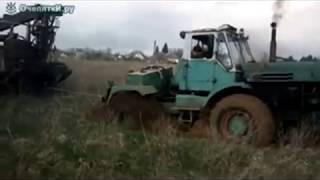 Кто сильней? ГАЗ 66 проти РЕНО МАГНУМ, Т-150 проти КРАЗА, УРАЛ проти КАМАЗА