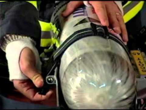 scott 4 5 airpack operation & maintenance